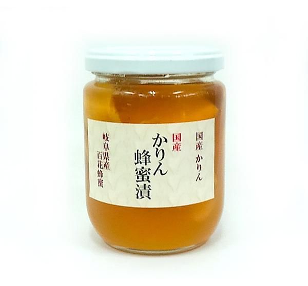 かりんの蜂蜜漬