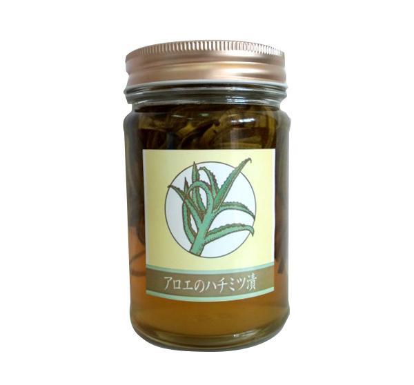 アロエの蜂蜜漬